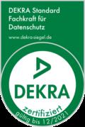 DEKRA Standard Fachkraft für den Datenschutz